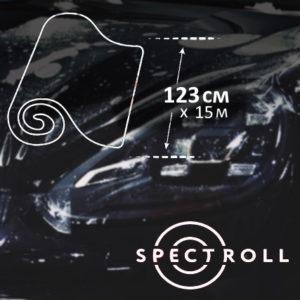 PPF III Soft Top Coat (прозрачная) 123 см